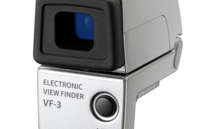 Novedades Olympus, nuevo visor VF-3 para PEN