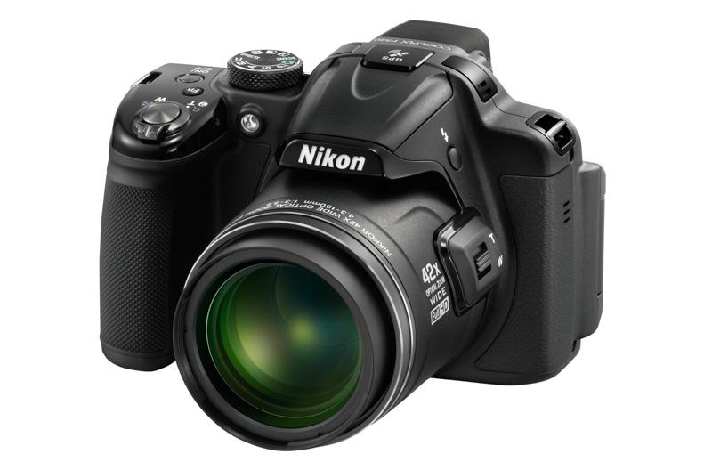 Nuevas cámaras Nikon Coolpix 2013