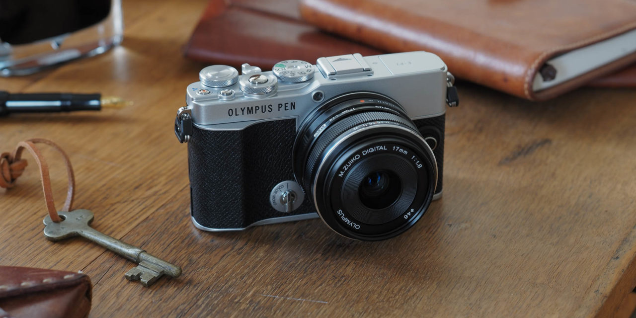 Olympus PEN E-P7, nueva cámara del sistema micro cuatro tercios.