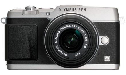 Olympus PEN E-P5, la versión digital de la PEN F
