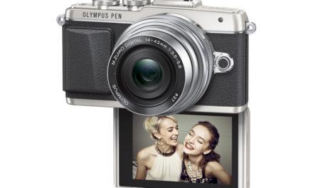 "Olympus PEN E-PL7, la PEN de los ""selfies"""