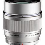 Olympus presenta el objetivo M.ZUIKO DIGITAL ED 75 mm f/1.8