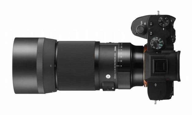 Sigma 105mm ƒ/2,8 Macro para mirrorless full frame (L-Mount y Sony E)