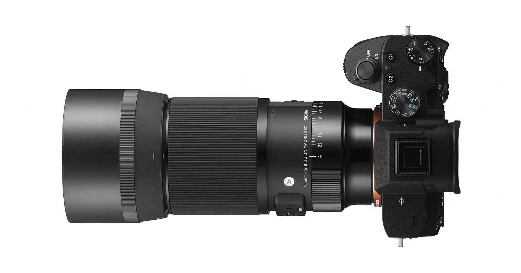 Sigma 105mm ƒ/2,8 Macro para mirrorless full frame (L-Mount y Sony E)