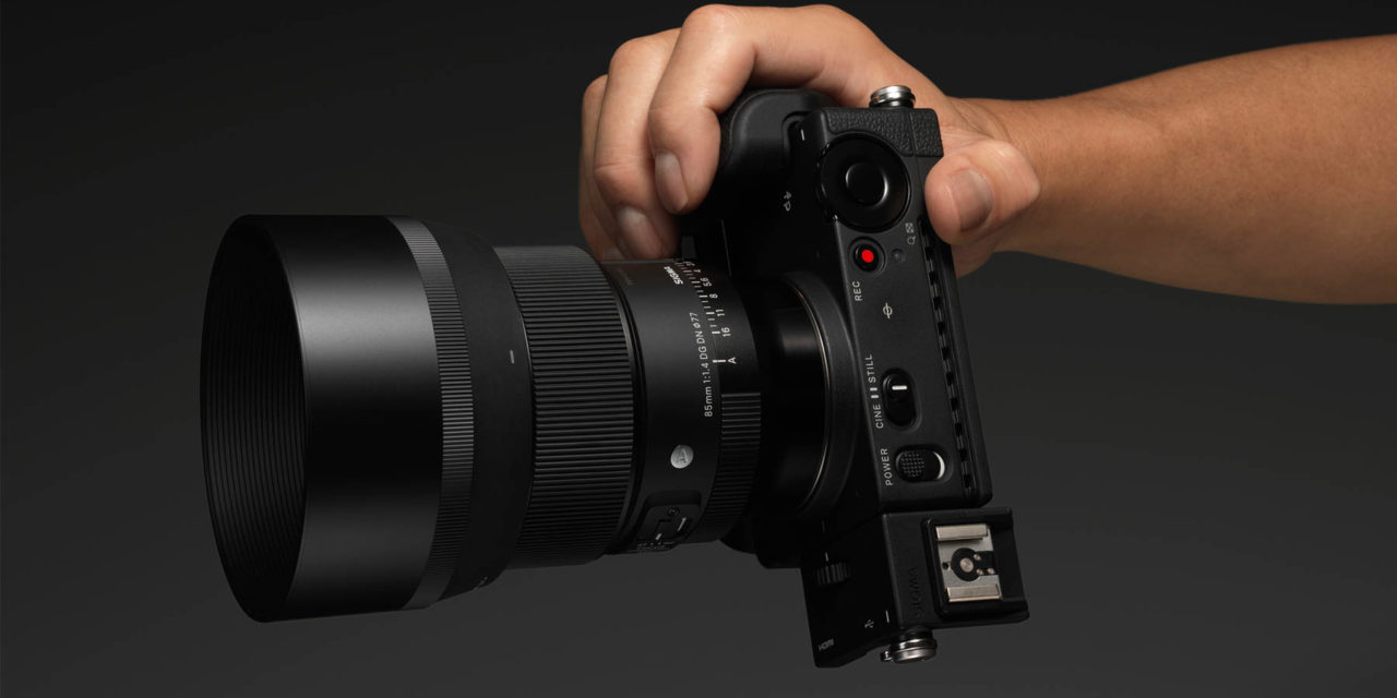 Sigma 85mm ƒ/1,4 DG DN Art, neuvo objetivo para Sony E y L-Mount