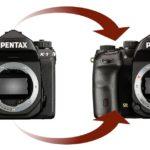 """Convierte tu """"vieja"""" Pentax K-1 en la nueva Pentax K-1 Mark II"""
