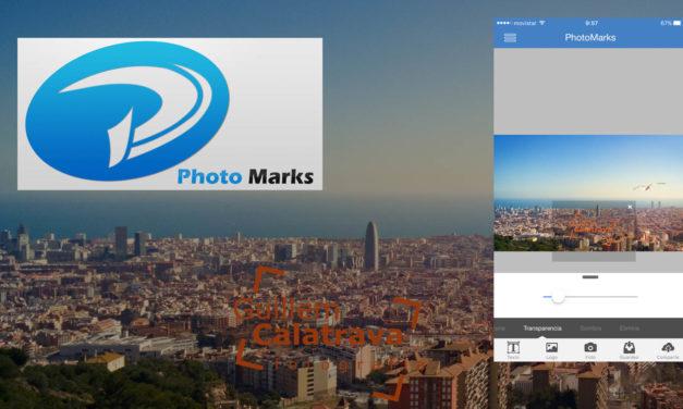 Como poner marcas de agua a tus fotografías desde iPhone