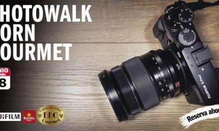Nueva edición del Photowalk Born Gourmet, un curso Fotografía mezclado con Gastronomía