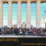 150 asistentes al Photowalk Sonimag-Naturpixel, gracias por vuestro apoyo!