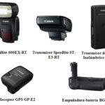 Canon presenta una nueva gama de accesorios profesionales