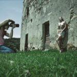 "Mario Sorrenti fotografia a su ""ex"", Kate Moss, para el calendario Pirelli 2012"