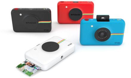 Polaroid Snap, nueva cámara digital con impresión instantánea