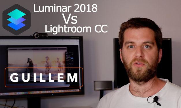 Luminar Vs Lightroom (con cupón descuento)