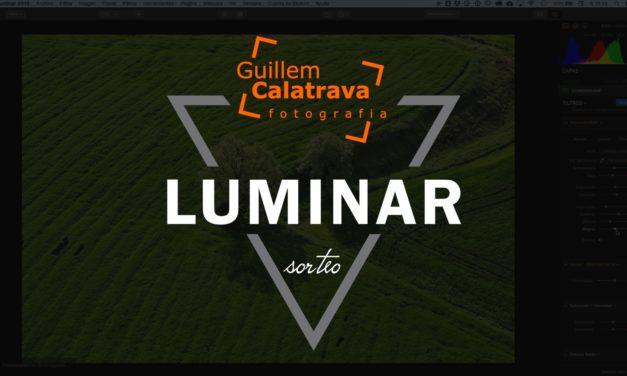 Sorteo licencia Luminar 2018