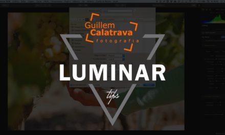 Cómo exportar imágenes en Luminar 2018