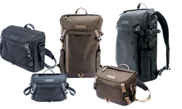 Vanguard VEO GO, nueva serie de mochilas y bolsas de hombro