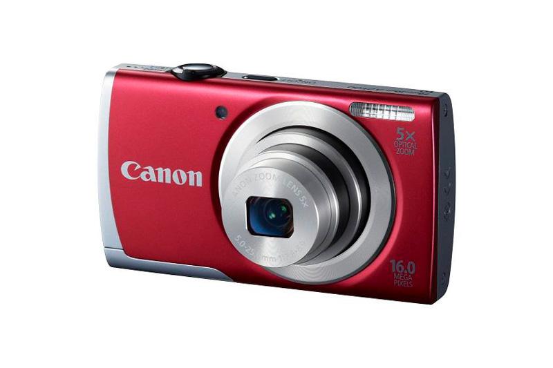 PowerShot A2500 RED FSL