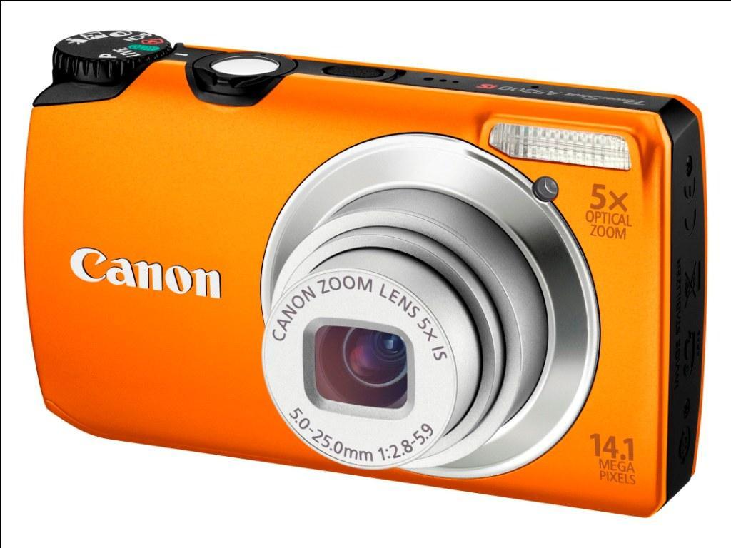 CES 2011 – Nueva gama de cámaras digitales Canon PowerShot