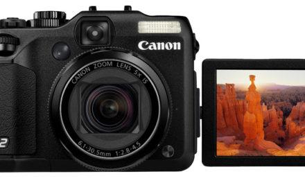 Presentación: Canon PowerShot G12 y PowerShot SX30 IS