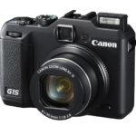 Canon PowerShot G15, con objetivo f/1,8