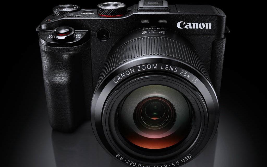 Canon G3 X, la nueva PowerShot con un zoom 25x (24-600mm)