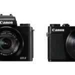 Canon G5 X y Canon G9 X, las dos nuevas PowerShot G