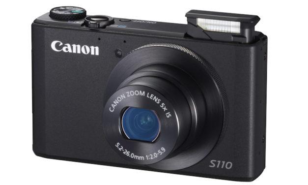 Canon PowerShot S110, la esperada compacta de bolsillo