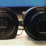 Nuevas Lens Style Camera de Sony