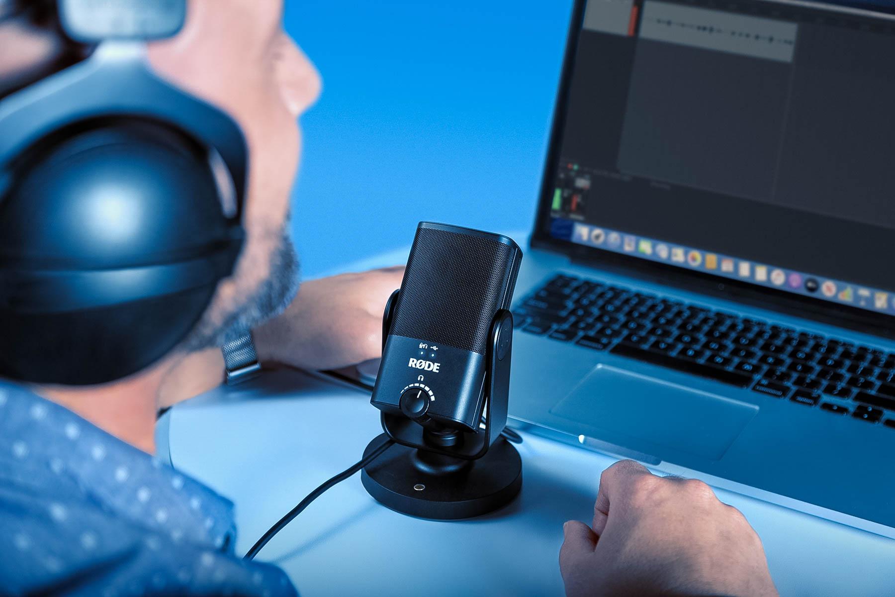 Nuevo micrófono Røde NT-USB Mini