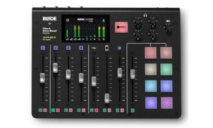 Grabación multipista con la consola RØDECaster Pro