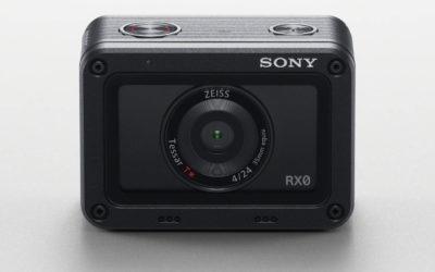 Sony RX0, nueva cámara de acción ultracompacta, robusta y resistente al agua