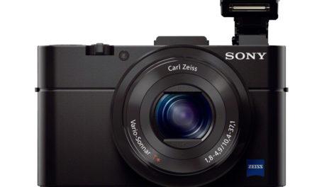 Sony RX100 II, con nuevo sensor, Wi-Fi y LCD abatible