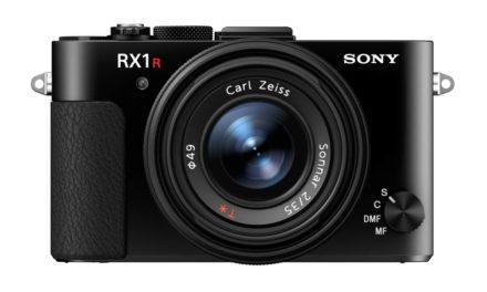 """Nueva Sony RX1R II, cámara compacta """"full frame"""" con 42 megapíxeles"""