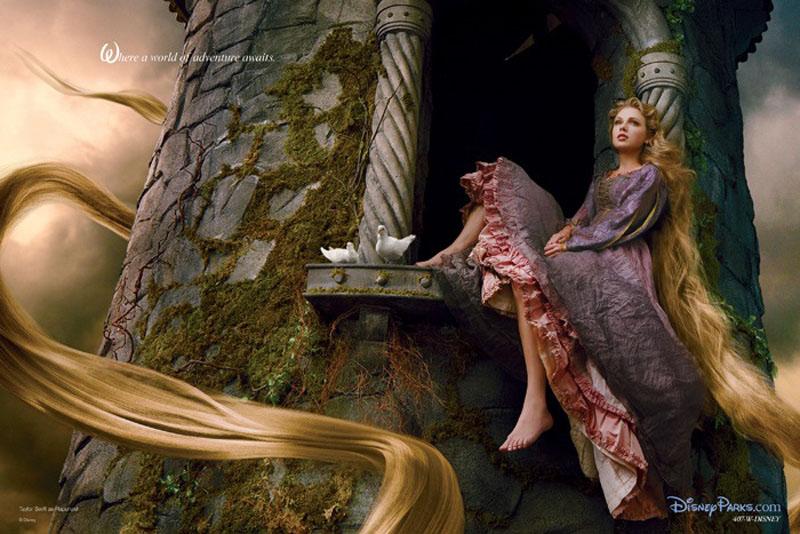 Annie Leibovitz sigue retratando para Disney