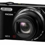 Ricoh HZ15, nueva compacta con zoom de 15x
