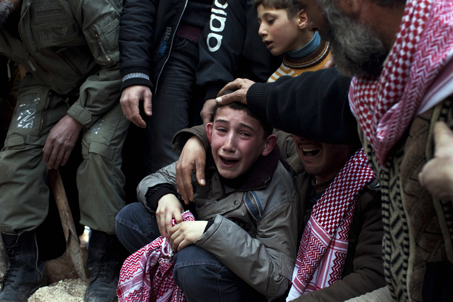 © Rodrigo Abd, Associated Press - 8 de marzo de 2012
