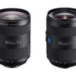 Sony renueva los objetivos Zeiss 24-70mm f/2.8 y 16-35mm f/2.8