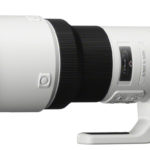 Sony presenta el objetivo 500mm f4