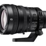 Sony presenta su zoom motorizado FE PZ 28-135mm F4 G OSS