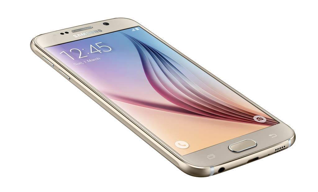 Samsung presenta el S6 con una cámara de 16Mp, f/1.9 y estabilización óptica