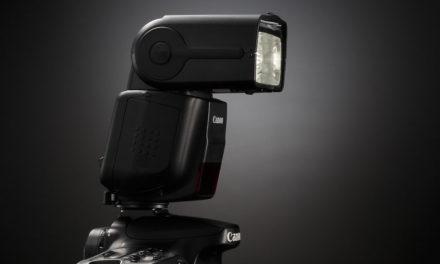 Canon Speedlite 430EX III-RT, ahora con control por radio