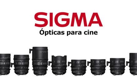 Sigma estrena nueva línea de objetivos para cine