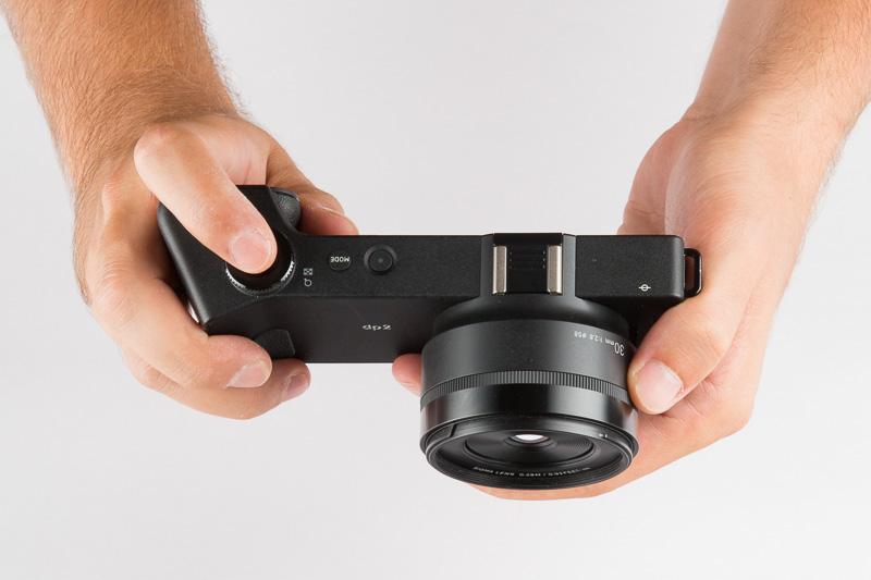 Sigma dp2 Quattro, la cámara más curiosa