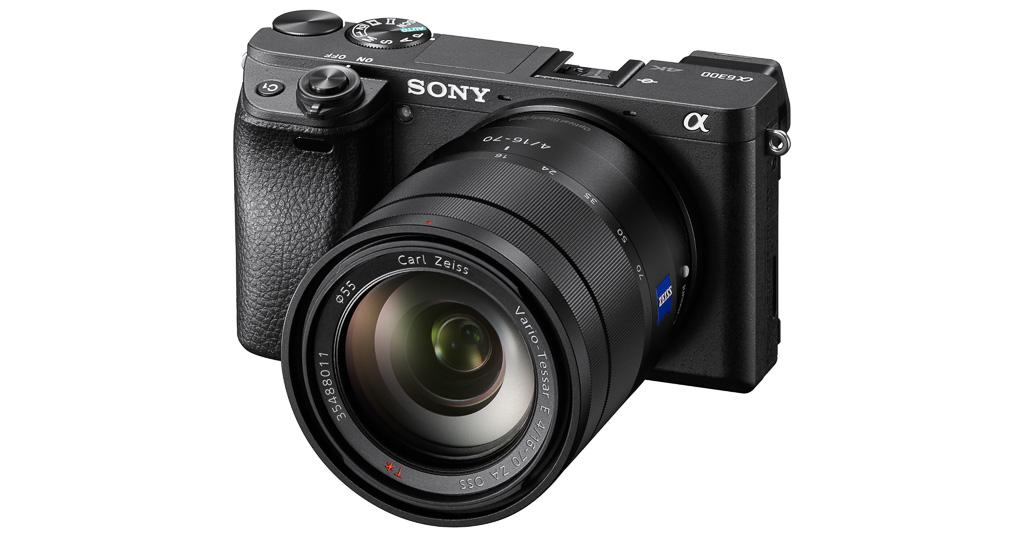 Nueva Sony a6300, 24Mp y AF súper rápido con 425 puntos AF