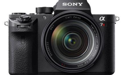 Nuevas Sony A7R II, RX100 IV y RX10 II, todas con vídeo 4K