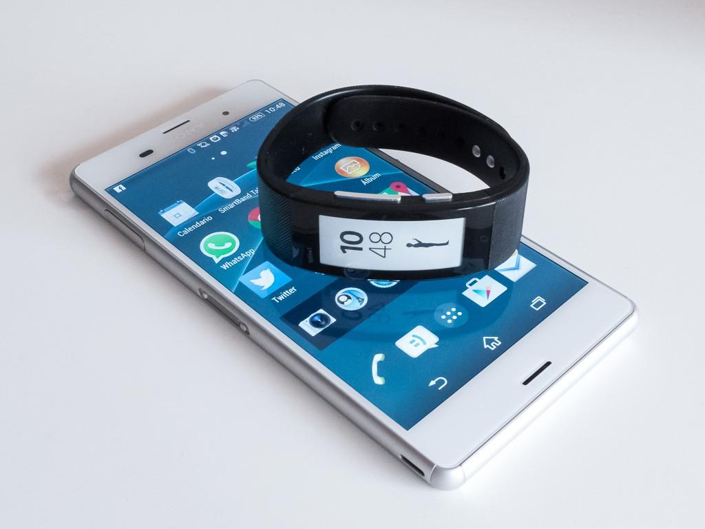 Sony Z3 SmartBand Talk