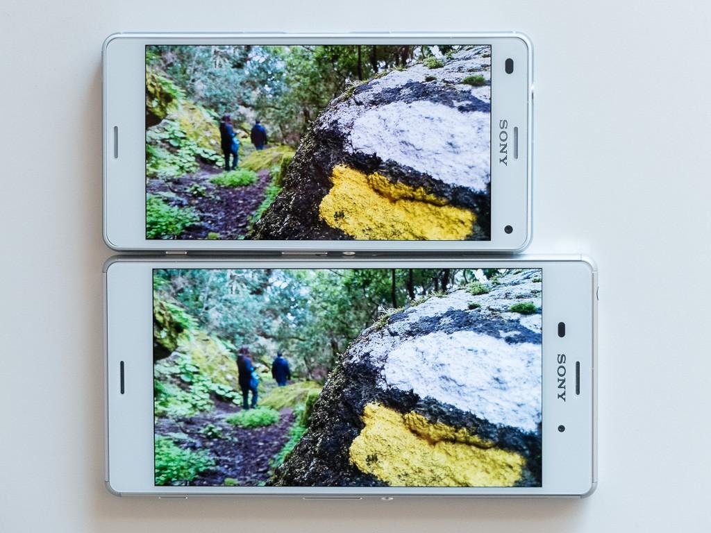 Sony-Z3-vs-Z3-compact-