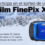 Sorteamos una Fujifilm FinePix XP90, ideal para tus fotos de invierno