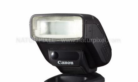 Nuevos Flashes y Objetivos de Canon