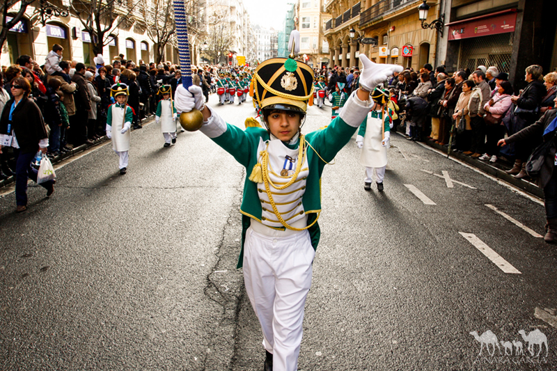5 consejos para fotografiar la tamborrada de San Sebastian